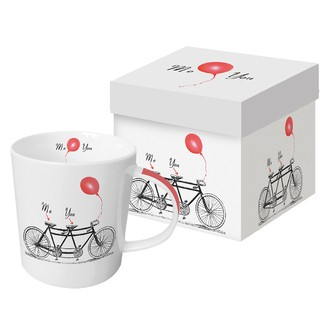 Mug You and Me 35cl