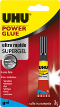 Achat en ligne Indispensables power glue gel 3g