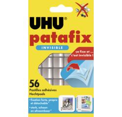 Achat en ligne patafix invisible 56 pastilles