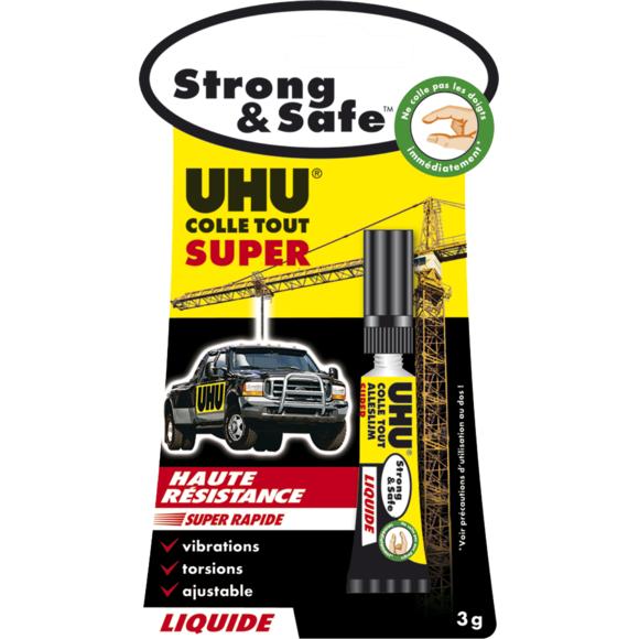 Glue strong & safe liquide 3g