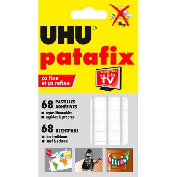 Indispensables patafix repositionnables 68 pastilles