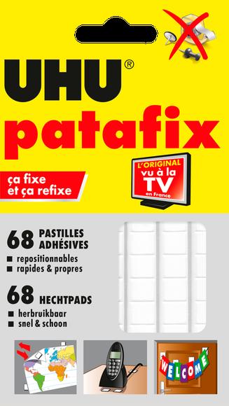 Achat en ligne Indispensables patafix repositionnables 68 pastilles