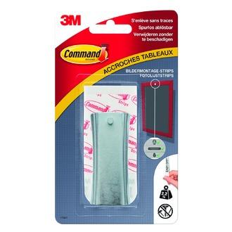 3M - Accroche cadre avec tête de clou métal