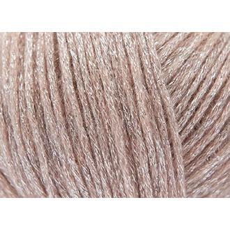 Phildar- pelote de laine métallisé poudre 50gr