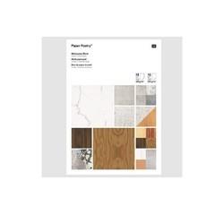 Achat en ligne Bloc papier motif architecture
