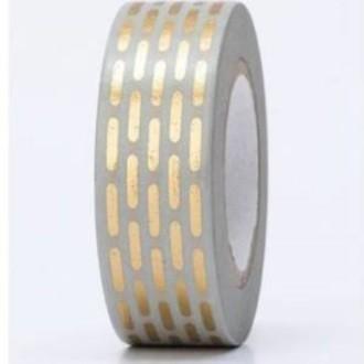 RICO DESIGN - Masking tape hachure or hot foil