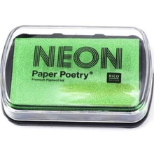 Achat en ligne Tampon encreur fluo vert