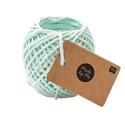 Achat en ligne 20m Ficelle de papier vert jade 1mmØ