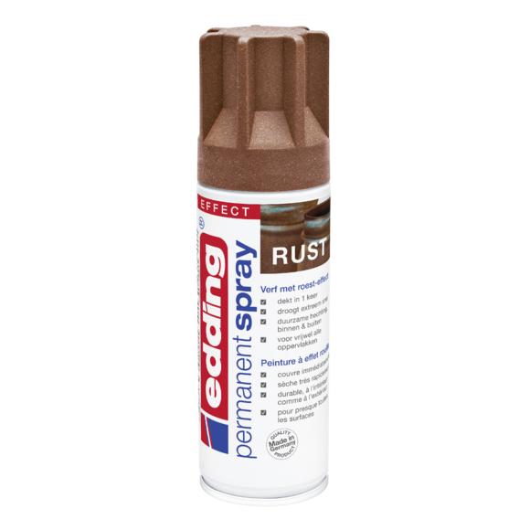 Achat en ligne Peinture aérosol rouille mat en spray 200 ml