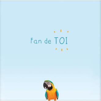 PICKMOTION - Carte Fan De Toi 12cm