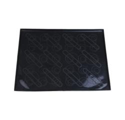 compra en línea Alfombrilla para hornear con formas de silicona (30 x 40 cm)