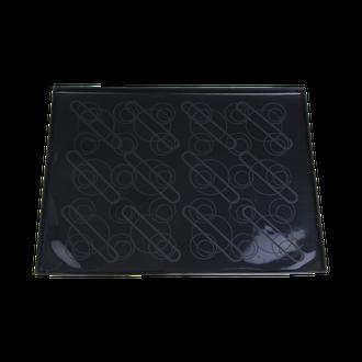 Plaque à génoise silicone noire 30x40cm