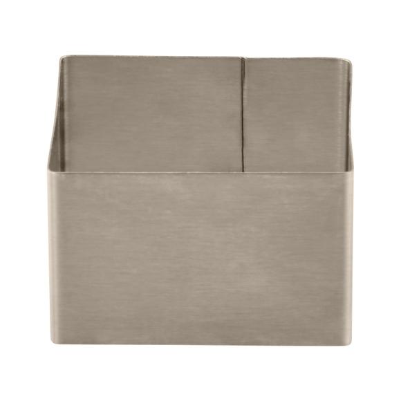 Achat en ligne Cadre à pâtisserie carré en inox 4,5cm