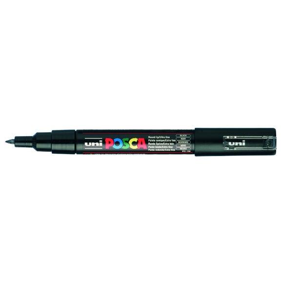 Indispensables marqueur à pointe ultra fine noir 0,7 mm