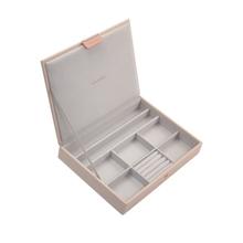 Achat en ligne Boite à bijoux avec couvercle blush Classic