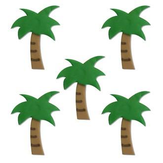 Décor en sucre palmier