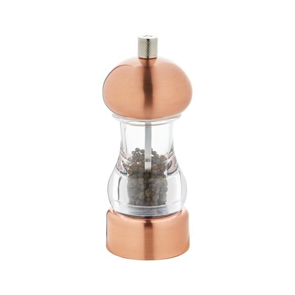 Achat en ligne Master Class Moulin poivre cuivre brossé 14,5cm