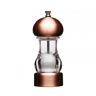 Master Class Moulin sel cuivre brossé 14,5cm