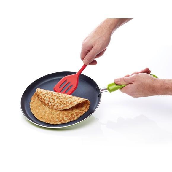 Mini spatule silicone 21cm coloris assorti