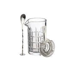 Achat en ligne Coffret verre mélangeur 3pcs