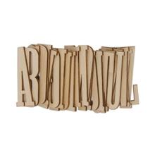 Achat en ligne Alphabet en bois