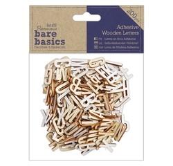Achat en ligne Adhesive Wooden Letters (200pcs)