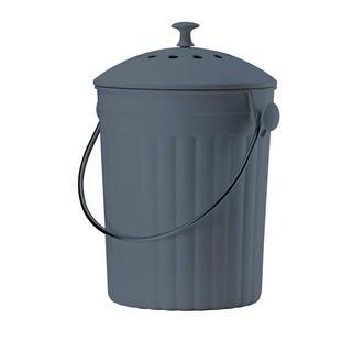 Seau à compost avec filtres à charbon anti-odeurs