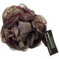 Fleur de douche chocolat et écru