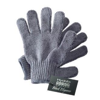 Set de 2 gants exfoliant en bambou