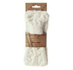 compra en línea Diadema elástica de algodón y bambú para el baño