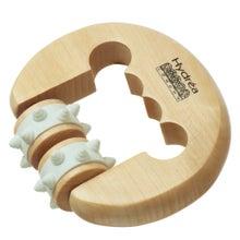 Achat en ligne Rouleau de massage anti-stress avec main en bois 9x11cm