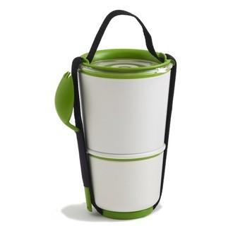 Lunch pot vert