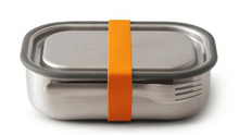 Achat en ligne Lunch box inox orange