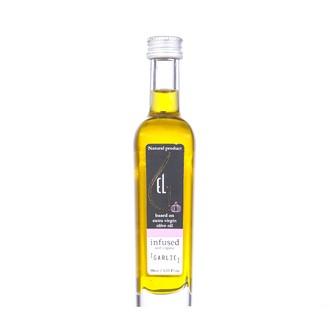 Huile d'olive infusée ail bio 50ml