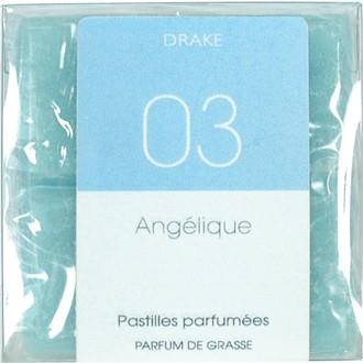 4 carrés fondants angélique