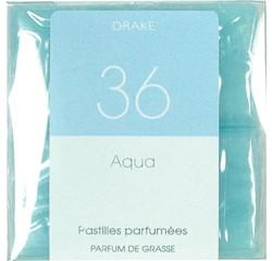 Achat en ligne 4 carrés fondants aqua