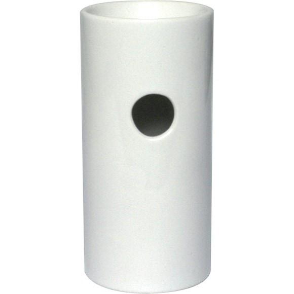 Brûle-parfum tube blanc