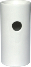 Achat en ligne Brûle-parfum tube blanc