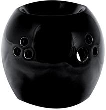Achat en ligne Brûle-parfum boule ajourée noir