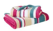Achat en ligne Lot de 2 serviettes éponges Summer
