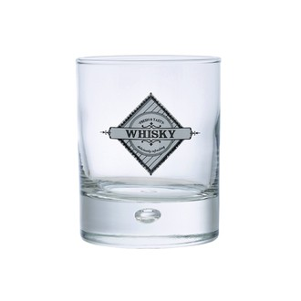 Verre à whisky en verre transparent Disco29cl
