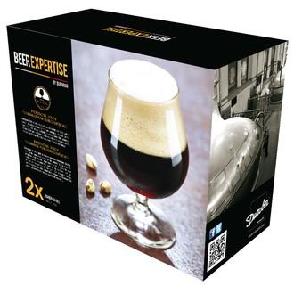 Set de 2 verres à bière Breughel 48cl
