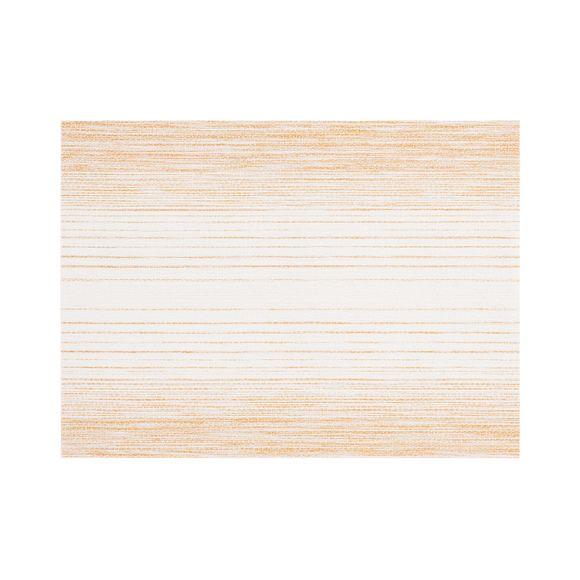Tovaglietta americana rettangolare cotone marrone 33x45cm