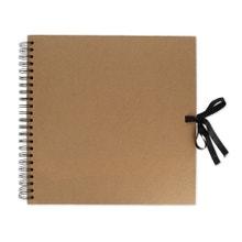Achat en ligne Album en kraft 40 pages 30x30 cm