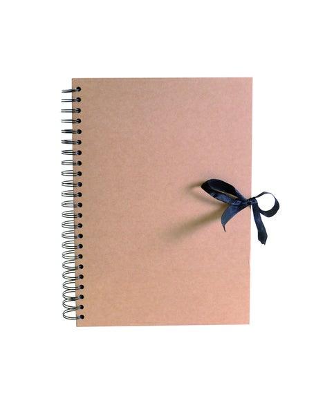 Achat en ligne Album en kraft n 40 pages A4 21x29,7 cm