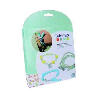 ARTEMIO - Kit créatif bracelet vert