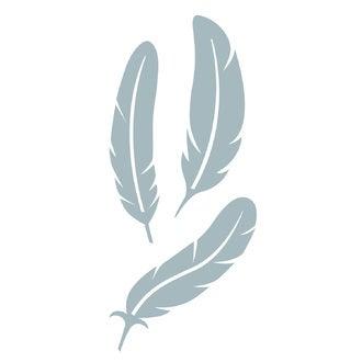 ARTEMIO - Dies Freedom plumes x3