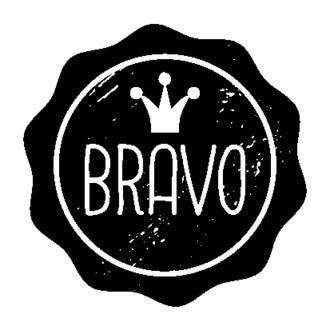 ARTEMIO - Tampon bois rond Ecole BRAVO