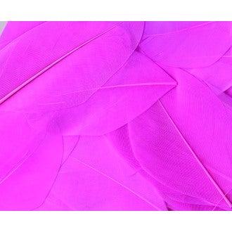 ARTEMIO - Set de 20 plumes rondes roses claires en pot 3g