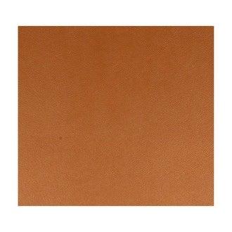 Feuille simili cuir cuivre 30x30cm 1,2mm